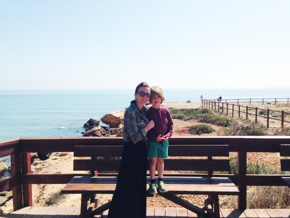 Lucas & yo